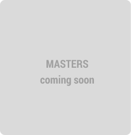Masters Coming Soon
